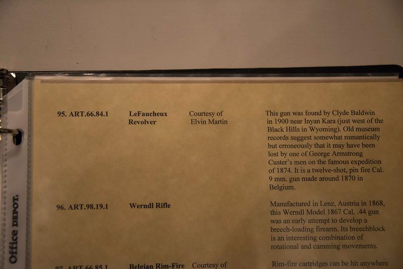Info on the Deadwood 12 shooter
