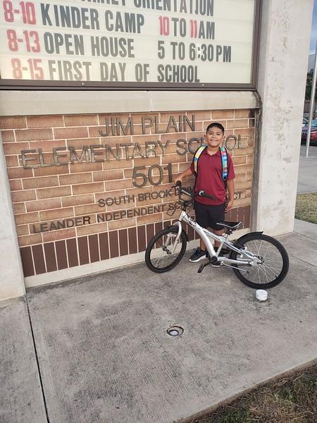 Isaiah | 3rd grade | Plain Elementary