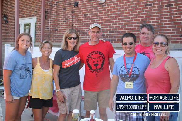 2015 Lakeshore PAWS Dog Washing Day
