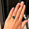 3.08ct Vintage Emerald Solitaire, by Tiffany & Co 6