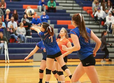 Penn Yan Volleyball 11-2-19