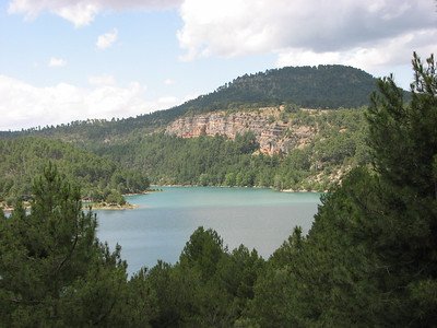 Alcainz, Spain - July 2