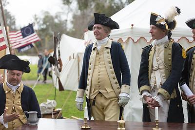 2019 Revolutionary War Reenactment