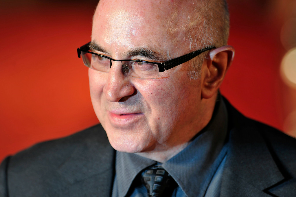 ". English actor Bob Hoskins attends the worldwide premier of ""Made in Dagenham\"" in Leicester Square, London, on September 20, 2010. Hoskins, whose varied career ranged from \""Mona Lisa\"" to \""Who Framed Roger Rabbit?\"" died on April 29, 2014. He was 71. http://bit.ly/1mZaQ6B  (CARL COURT/AFP/GettyImages)"