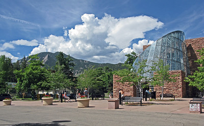 Day 2: Boulder, Downtown and Creek path