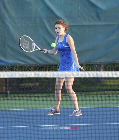 Penn Yan Tennis 9-14-16