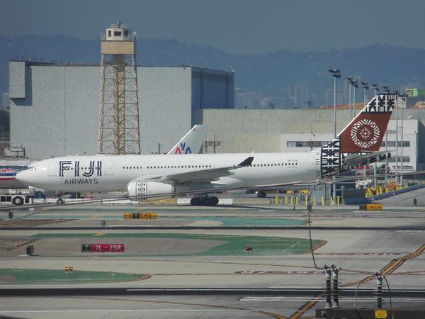 Fiji Airways (FJ)