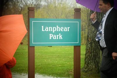 Lanphear Park Dedication