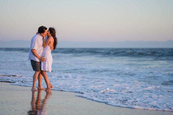 Britain Proposes to Vivian at Seascape Beach, Aptos