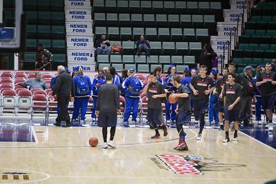 3.12.16 BHHS Varsity Basketball vs Spartans