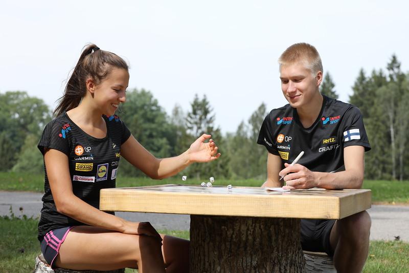 Anna Haataja, Elias Kuukka