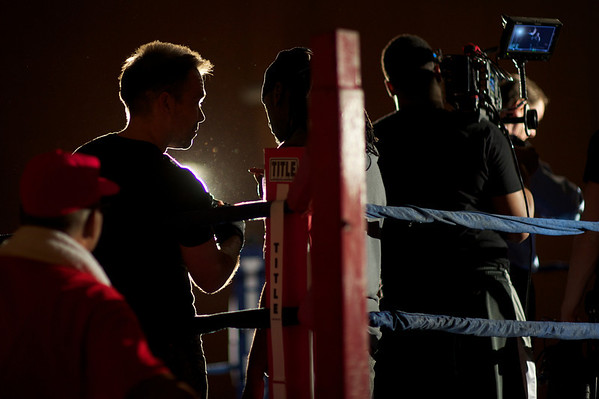 4-01-12 Boxing Film Set