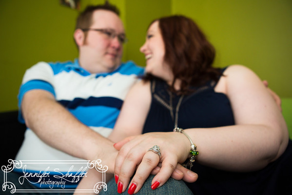 Ben and Erica Engagement Highlights