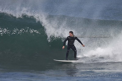 Sep 12 - Surfing - Dunedin