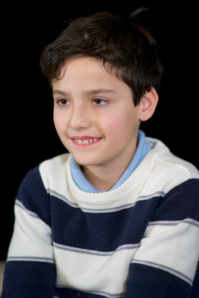 Photo Class - Portrait Photography 2-26-16
