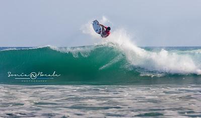 Circuito Nacional de Surf,  Playa Maderas 2015
