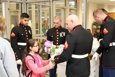 McPhee Toys for Tots