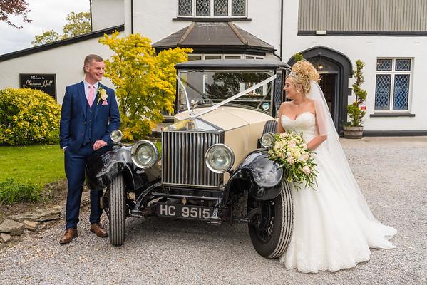 Kylie and Lee - Wedding