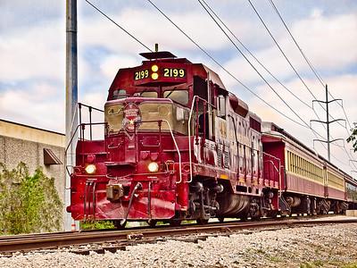 Thomas the Tank Engine, Grapevine 04-03-11