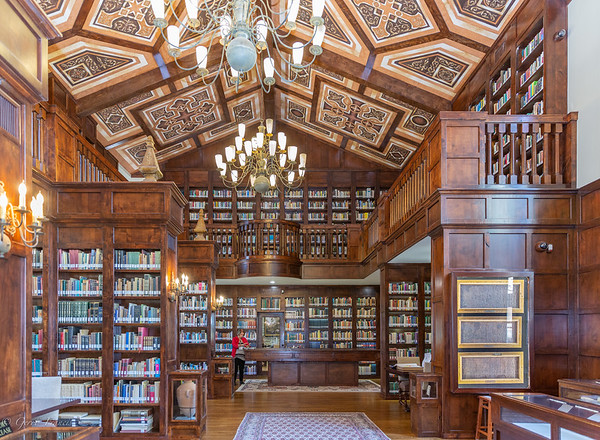 2018 FIELD TRIP The Lanier Theological Library