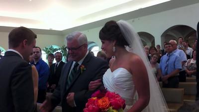 Shawn and Bridget Meyer Wedding 2011