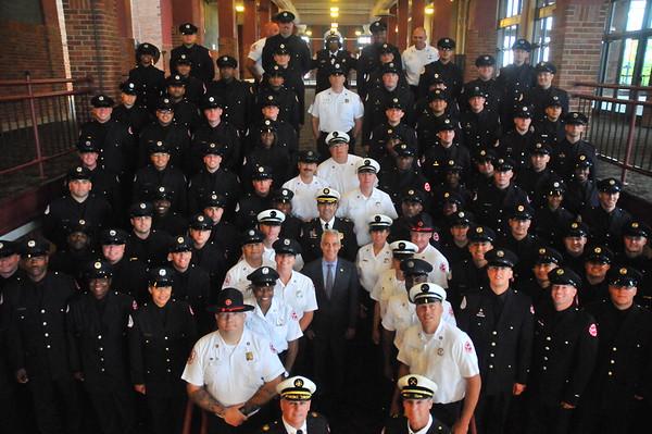 2016-5-31 Candidates Graduation Navy Pier