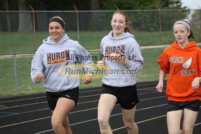 Running Events - 2013 MHSAA Regional 40-4
