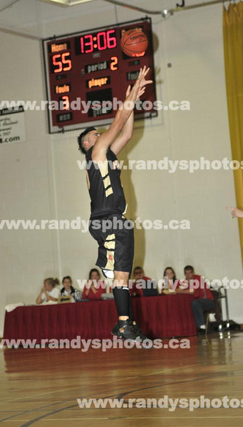 Basketball - 2008-2009 - OCAA, CIS, National etc.