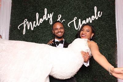 MELODY & YANOLE'S WEDDING 8-21-19