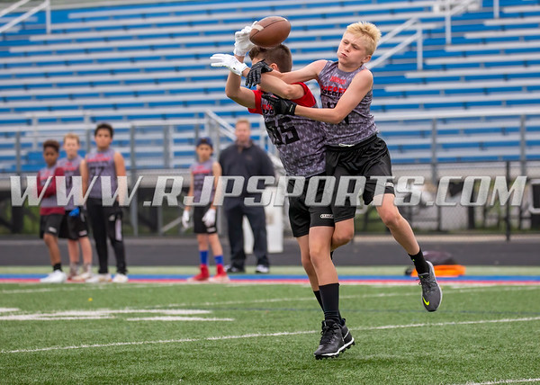 Linebacker, Defensive Back [Rise and Fire Chicago Youth 2019]