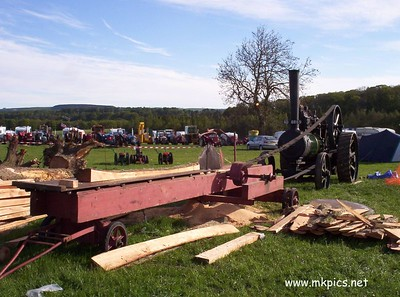 Barnard Castle Steam Fair, 28 to 30 May 2005, #1