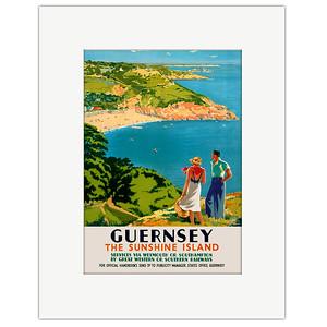 Retro British Travel Posters