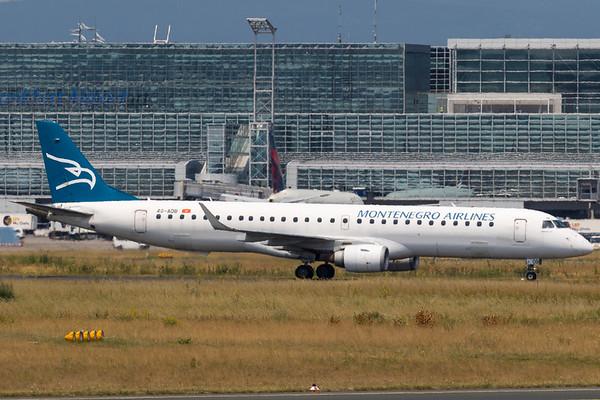 4O-AOB - Embraer 195LR