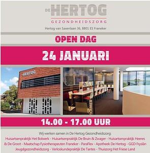 Open dag De Hertog Franeker