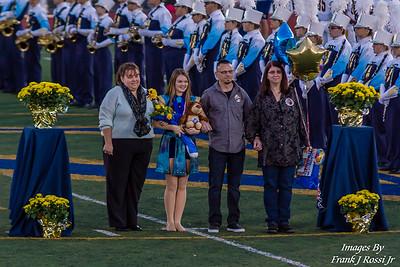 10-20-2017 Norwin Band Class of 2018 Seniors
