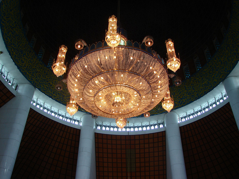 Sultan Salahuddin Abdul Aziz Mosque, known as The Blue Mosque in Shah Alam Malaysia (9).JPG