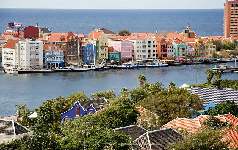 Handelskade, Punda, Willemstad