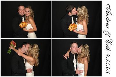 Andrea and Erik April 13th, 2008
