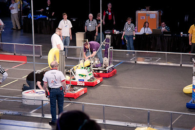 First Robotics Competition, St. Louis