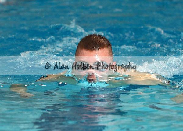 Swimming Jackson at Okemos