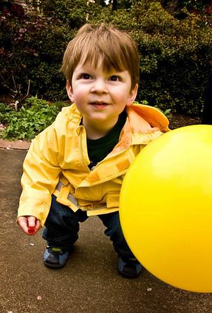 Maywood Easter Egg Hunt 2009