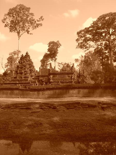 Banteay Srei Temple - Angkor, Cambodia