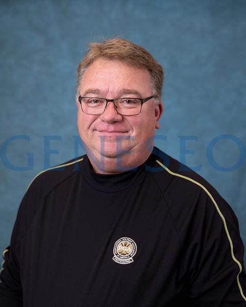 Dave Thompson - Women's Golf Coach