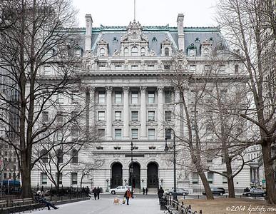 Records Building / Surrogates Court