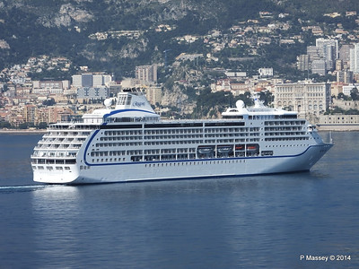 Genoa & Monaco, Ships Spotted & Views 5, 7, 8 Apr 2014