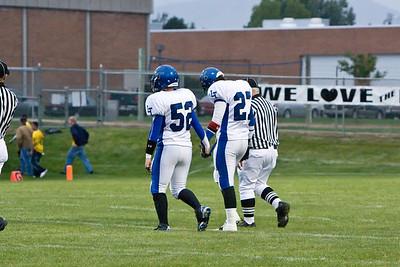 2008 Longmont vs Thompson Valley Football
