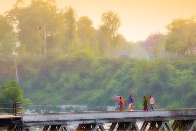 Люди Индии. Долина Кангра. Май 2015