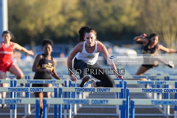 Tishomingo County Track Meet: 03/19/19