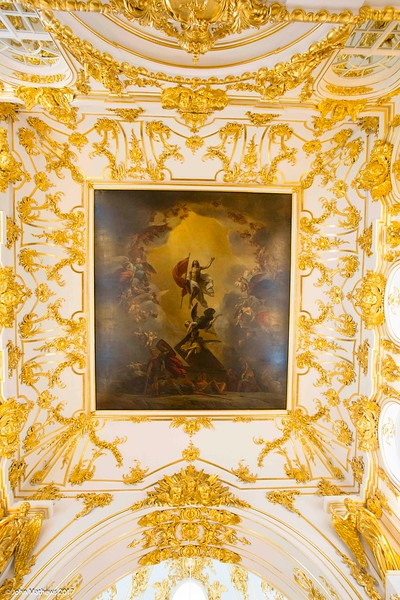 20160714 Ceiling in The Cathedral of the Image of the Saviour in The Hermitage Museum - St Petersburg 406 a NET.jpg