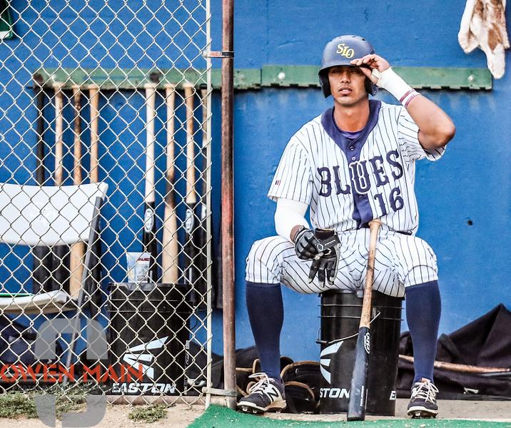Blues Baseball